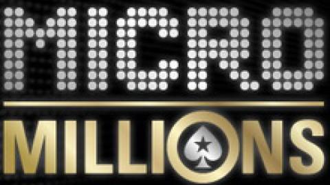 Бесплатный билет MicroMillions III!