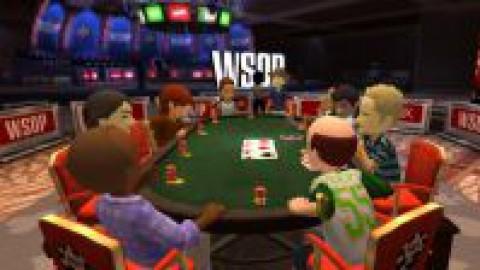Компания Microsoft выпустит новую игру World Series of Poker: Full House Pro