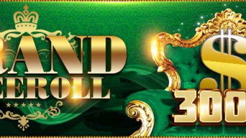Grand Freeroll $3000 на PokerMIRA