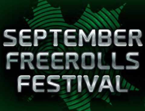 September Freerolls Festival