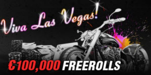€100,000 Depositors Freerolls на Titan Poker