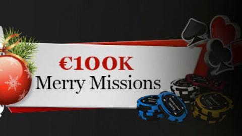 €100 000 в декабрьских фрироллах на Titan Poker