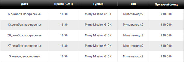 Merry_Missions_Schedule_weekly_freerolls